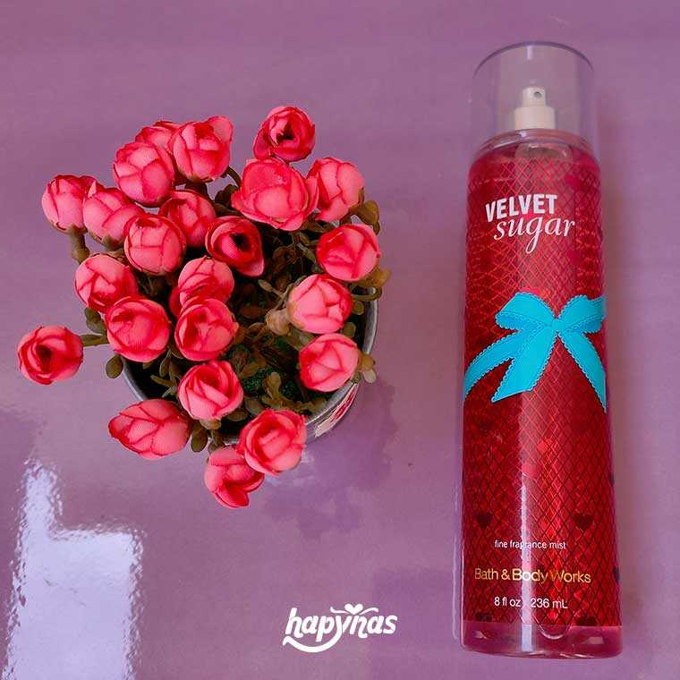 Bath and body works Velvet Sugar - body mist